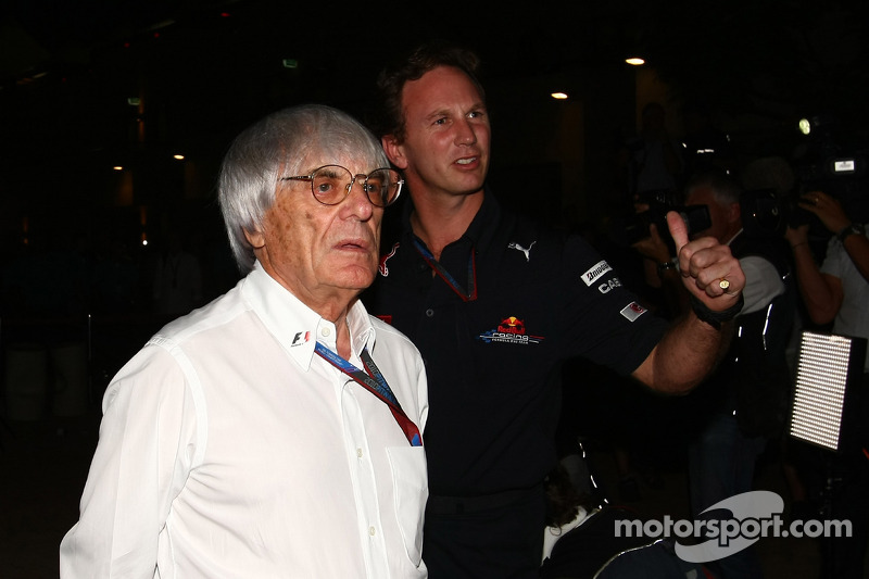 Ecclestone steps up denial of F1 sale reports