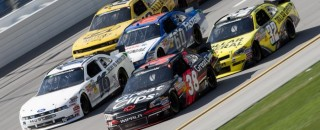 NASCAR XFINITY Cup drivers headline Nationwide trip to Nashville