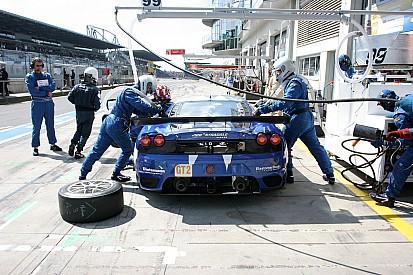 JMB Racing Le Mans Test Preview