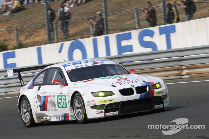 BMW Motorsport Le Mans test report