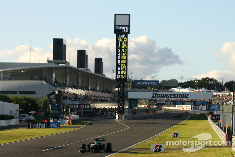 Japan crisis to also affect F1 - Ecclestone