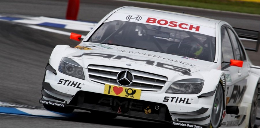 Rosberg to test Mercedes DTM car at Hockenheim