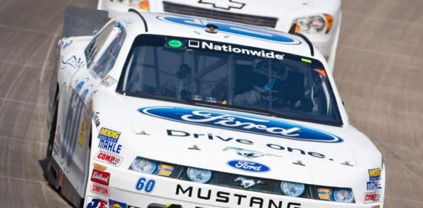 Edwards nabs Nationwide pole at Richmond