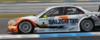 DTM Mercedes Race Report