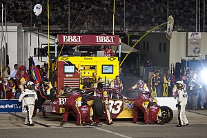 NASCAR Cup Clint Bowyer race report