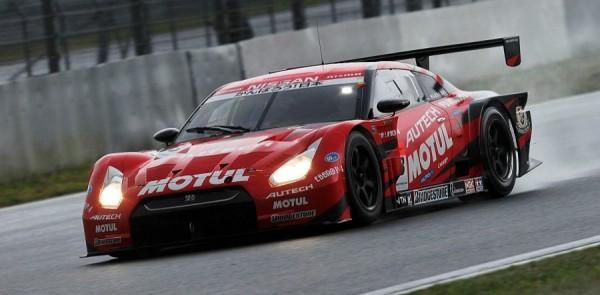 Super GT Fuji Race Report