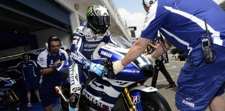 Yamaha Estoril Test Summary
