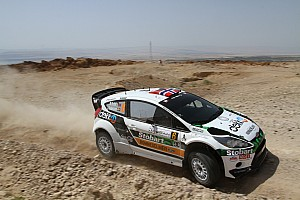WRC Stobart M-Sport Rally Italia Sardegna Preview