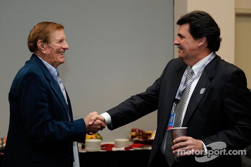 """NASCAR Hall Of Fame Spotlight - Walter """"Bud"""" Moore"""