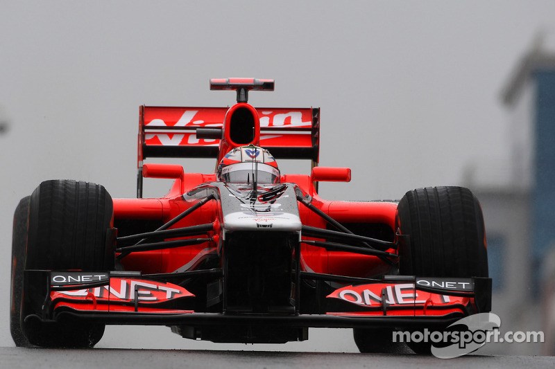 New Virgin nose 'like Mercedes' - Glock