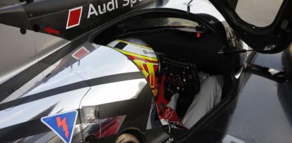 Audi Spa qualifying report