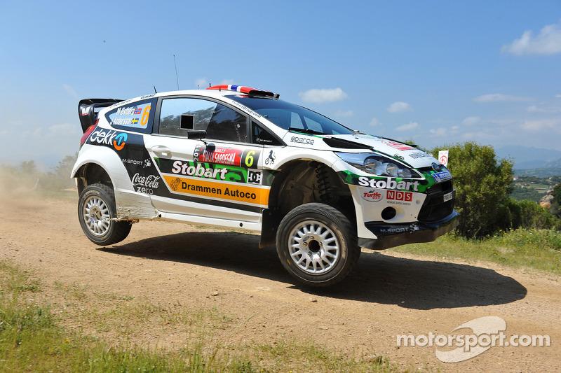 Stobert M-Sport Rally Italia Sardegna Leg 2 Summary