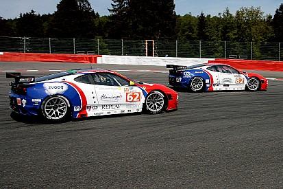 CRS Racing Spa Race Report