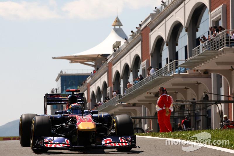 Turkish GP Toro Rosso Race Report