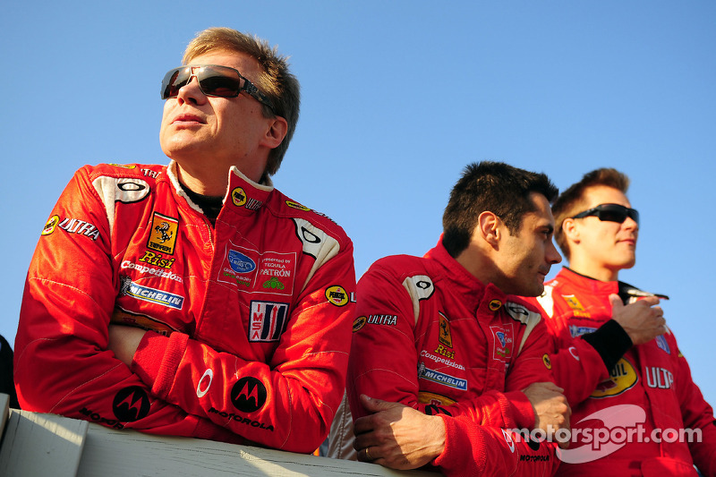 Salo follows F1 drivers to NASCAR trucks