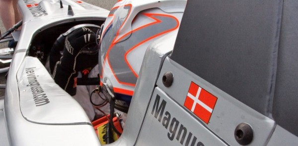 Magnussen Claims Maiden Victory at Snetterton