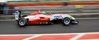 BF3 Foresti Wins Snetterton Sprint Race