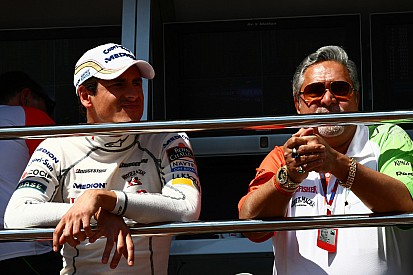 Force India Ready For Spanish GP At Barcelona