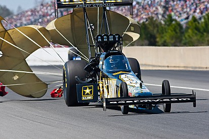 NHRA Series Friday Topeka qualifying report