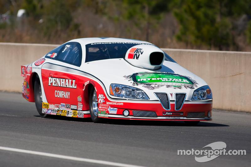 NHRA Series Friday Topeka qualifying report
