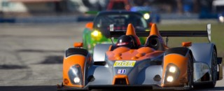 ALMS Jon Bennett - CORE Autosport Interview