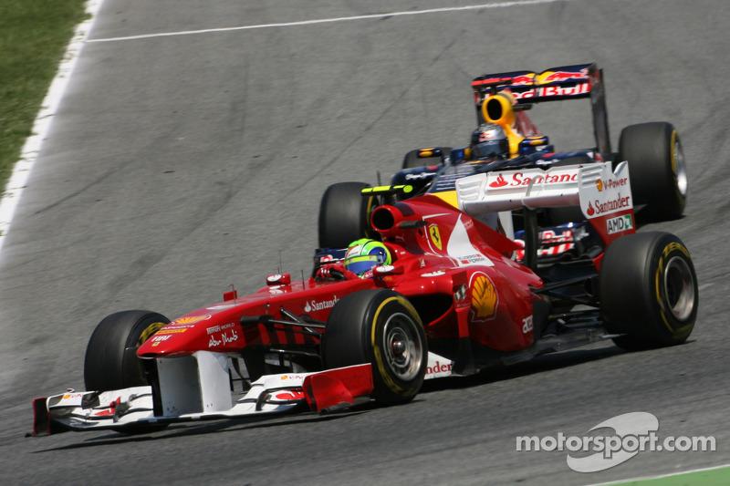 Ferrari Spanish GP Feature - Alonso battles brilliantly