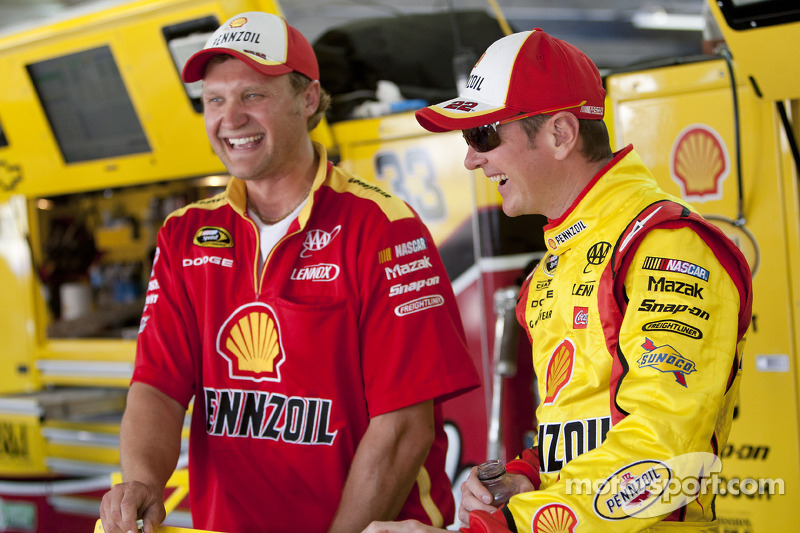 Dodge Teams Charlotte All-Star race quotes