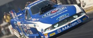 NHRA John Force Racing Topeka Final Eliminations Report