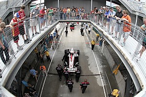 IndyCar Team Penske Indy 500 Bump Day Report