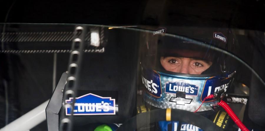 Johnson - NASCAR Teleconference