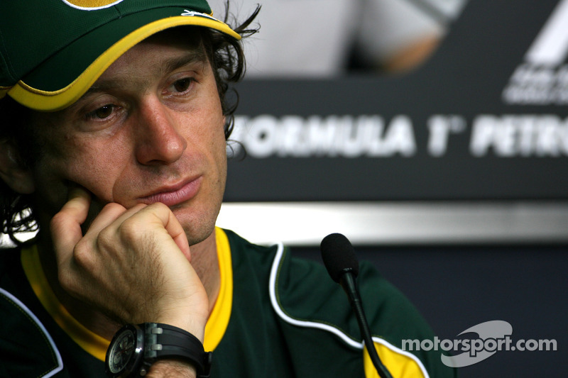 Trulli confirms 'death of qualifying'