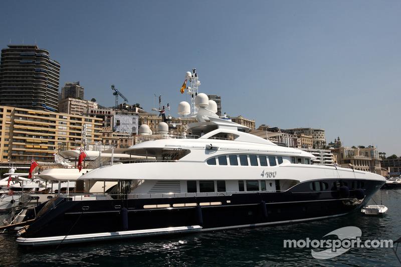 Renault Sport heads for Monaco GP at Monte Carlo