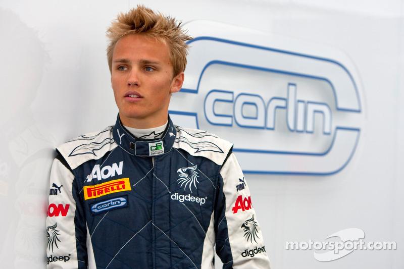 Carlin Monaco Qualifying Report