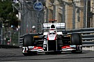 Sauber Monaco GP Qualifying Report