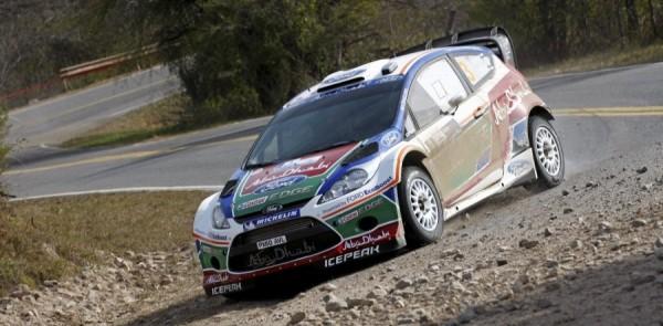 Ford Rally Argentina Leg 2 Summary