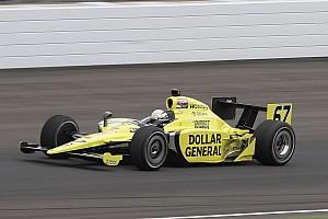 IndyCar Sarah Fisher Racing Indy 500 Race Report