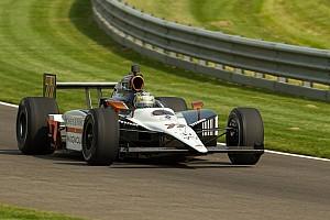 IndyCar SSM's Alex Tagliani Indy 500 Race Report