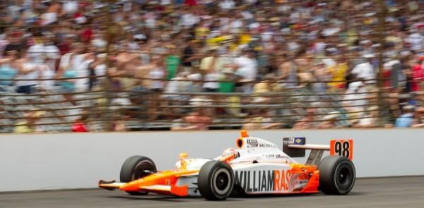 Honda Racing Indy 500 Race Report