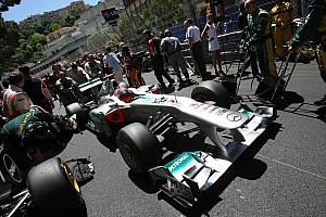Formula 1 Red flag tyre rule tweak good for F1 - Pirelli