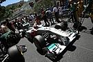 Red flag tyre rule tweak good for F1 - Pirelli