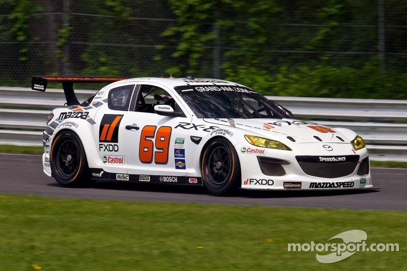 Jeff Segal Lime Rock Race Report