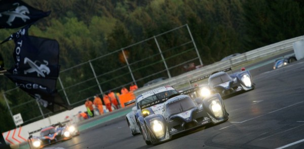Peugeot Aims For Le Mans 24 Hour Victory