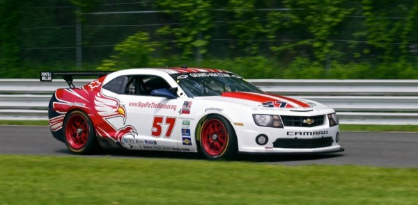 Stevenson Motorsports Lime Rock Race Report
