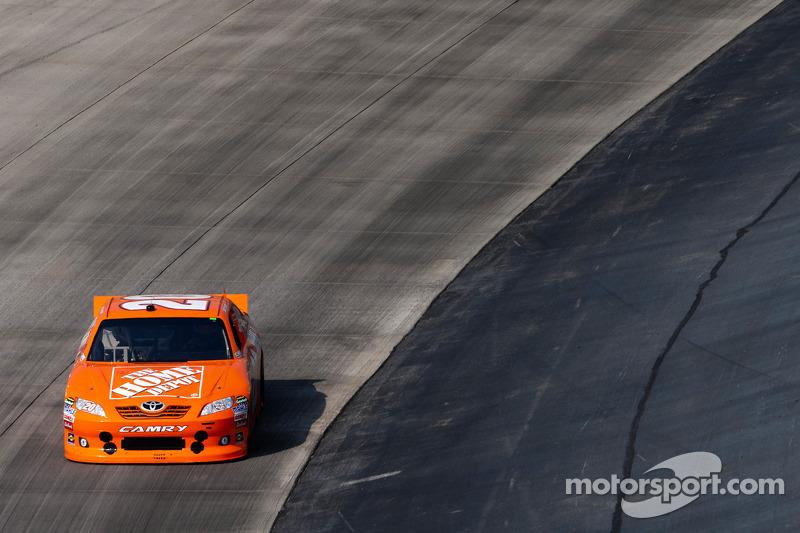 Kentucky Speedway Tire Test Notes