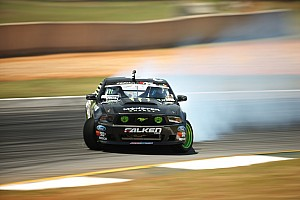 Formula Drift Gittin Jr. - Ford Interview Prior To Palm Beach Event