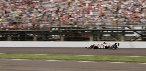 Panther Racing Indy 500 Race Report