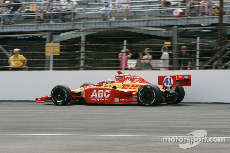 AJ Foyt Racing Indy 500 Race Report