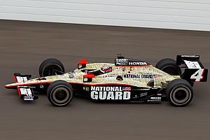 IndyCar Panther Racing Milwaukee Test Notes