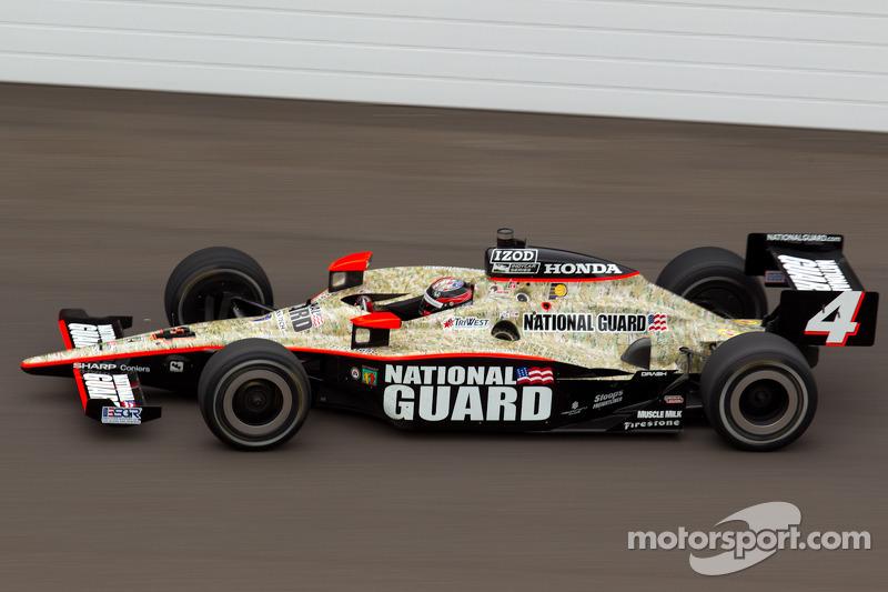 Panther Racing Milwaukee Test Notes