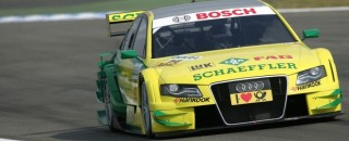 DTM Tomczyk Takes Pole On Rain Soaked Red Bull Ring Spielberg